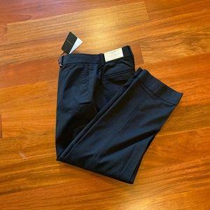 Ann Taylor Stretch Curvy Fit Trouser/Crops NWT